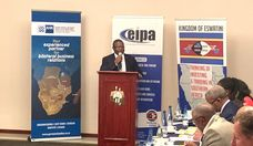 Address by Mr Manqoba Khumalo, Eswatini Minister of Commerce, Industry & Trade at the Economic Affairs Business Forum